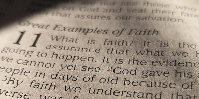 Scriptures for uncertain times