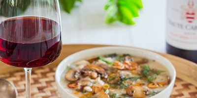 Recipe: Celebrating Mushrooms & Red Wine