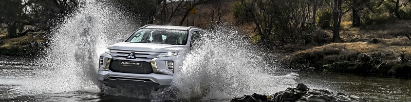 Just launched: Mitsubishi Pajero Sport