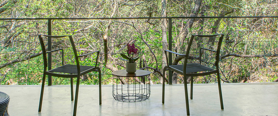 Nehema Manor's tree house was a special find