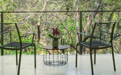 Tree house living at Nehema Manor