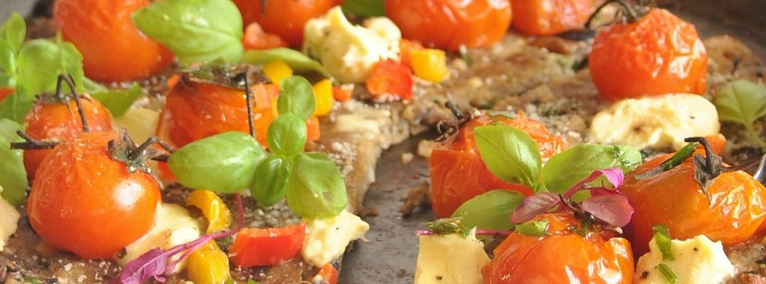 National Pizza Day: Make your own healthy, carb-clever pizza