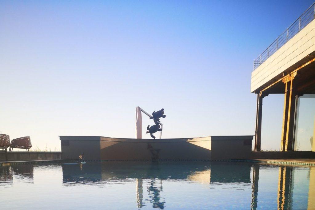 Sky Villa swimming pool